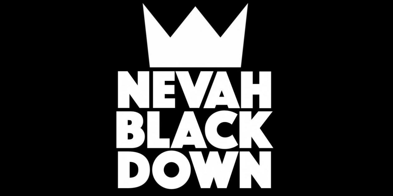 Nevah Black Down