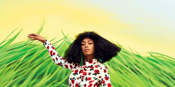 A Blurb of Respect for Solange Knowles