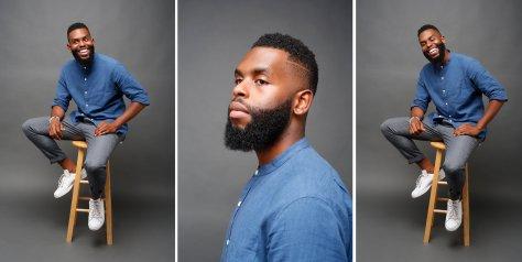 bearded 3