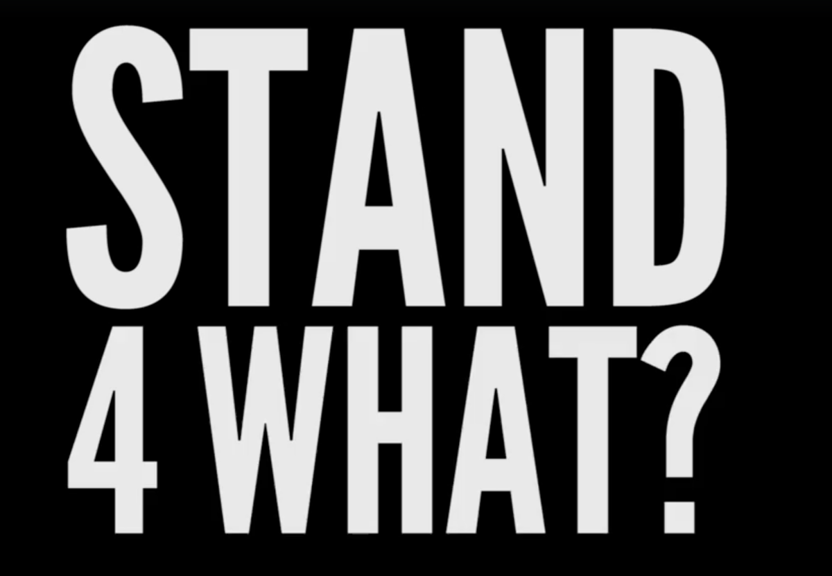 "Nick Cannon Expresses himself with a Spoken Word Visual ""Stand For What?"""