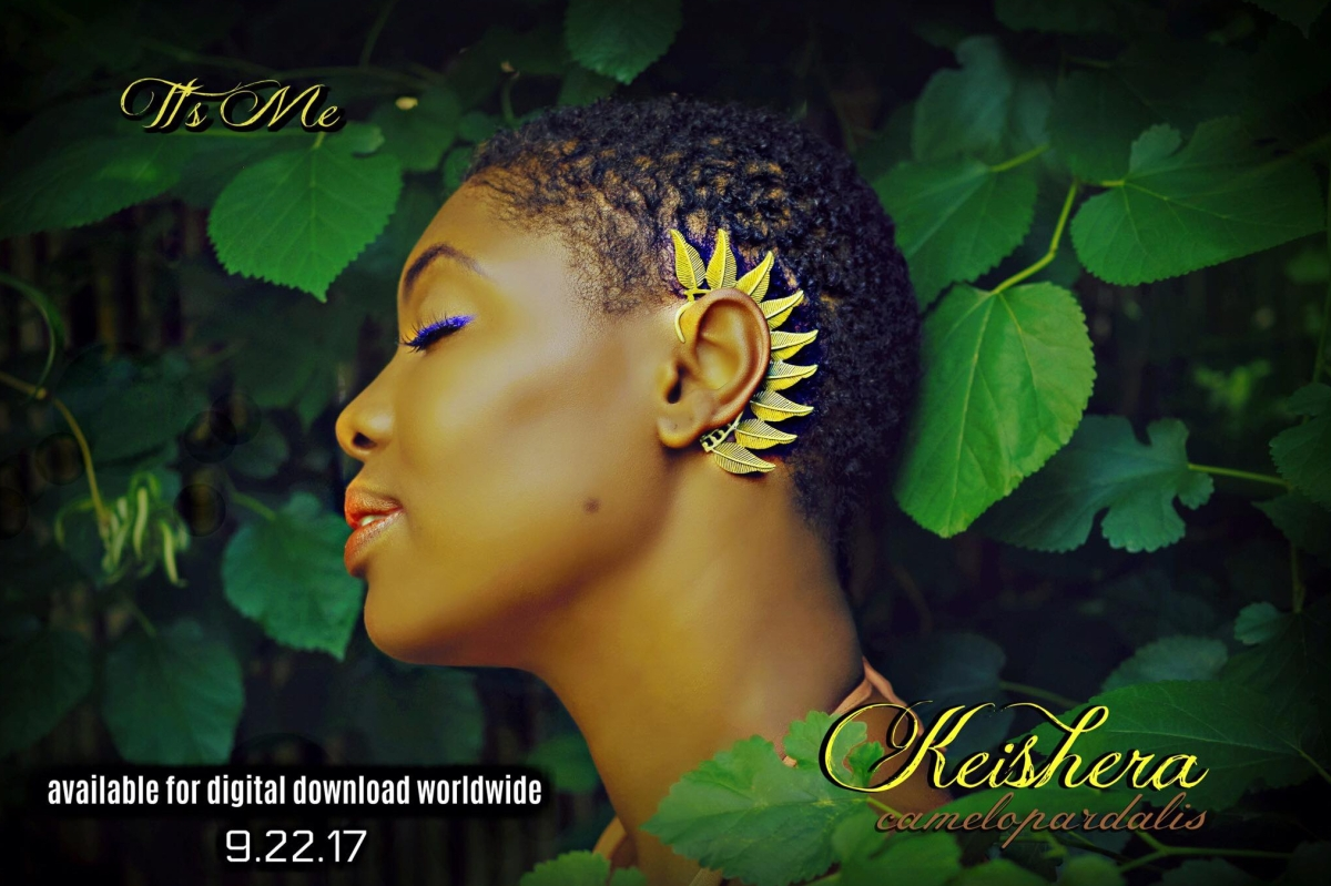 "Keishera releases her new album ""It's Me"""